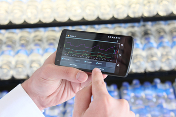 DunAn Microstaq (DMQ) Launches Remote Control and Monitoring Platform for Refrigeration Systems on Android Smartphones